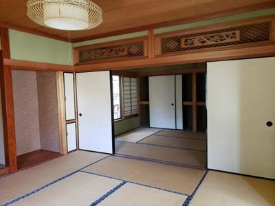 【和室】鳥取市青葉町1丁目中古戸建
