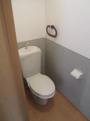 【トイレ】サンクコール朝和B棟