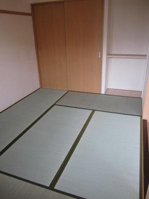 【和室】サンクコール朝和B棟