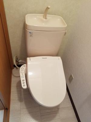 【トイレ】堺市東区大美野 戸建