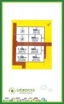 久喜市上清久 売地の画像