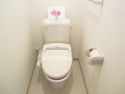 【トイレ】フォンティーヌ
