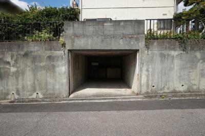 【駐車場】神戸市垂水区神和台2丁目 中古戸建