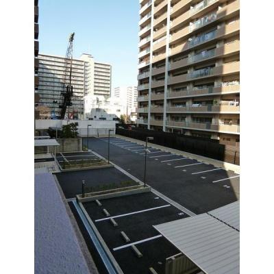 【駐車場】S-RESIDENCE新大阪WEST