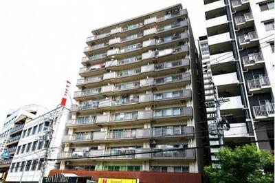 大阪環状線「福島」駅徒歩3分の立地は、今後どれだけ新築マンションが 出来ても、この立地の良さは変動です!