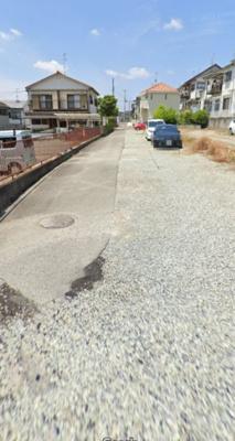 【外観】池田市畑西村ガレージ