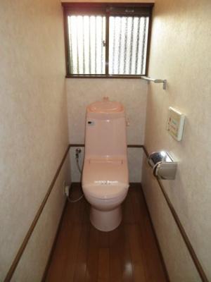 【トイレ】倉敷市中庄戸建