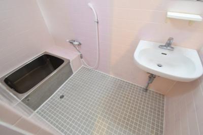 【浴室】堀切町貸家