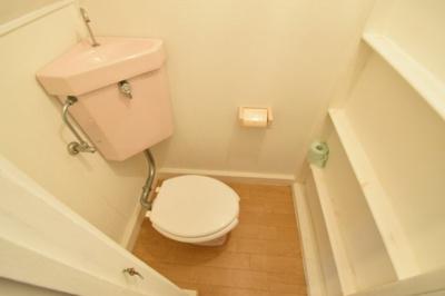 【トイレ】堀切町貸家