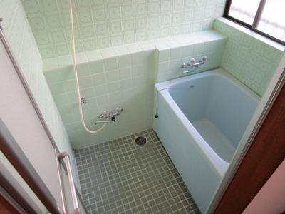 【浴室】メゾン桃園