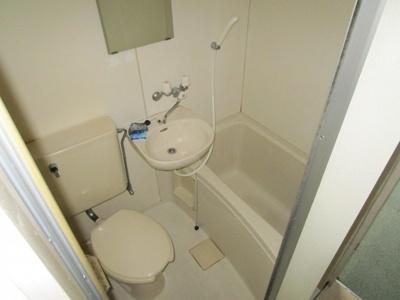 【浴室】スモールフィールド