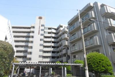 総戸数112戸、鉄筋コンクリート造9階建のマンションです。