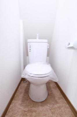 【トイレ】塩屋町6丁目テラスハウス