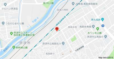 【地図】大井路