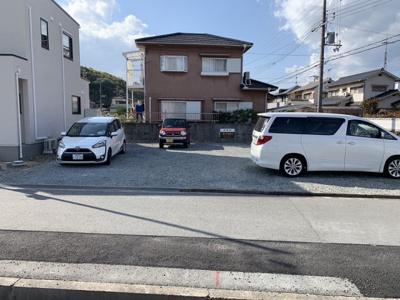 【前面道路含む現地写真】揖保郡太子町太田/売土地