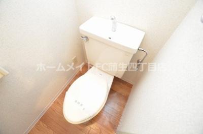 【トイレ】オーキット都島