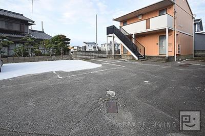 【駐車場】パディハウス