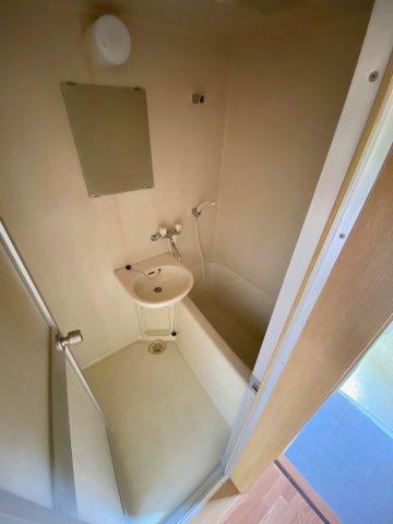 【浴室】ウッディパレス姫宮