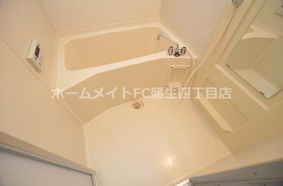 【浴室】フェルティ―・シャトー緑橋