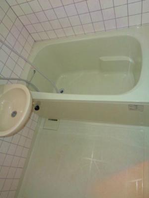 【浴室】たつみ第6ハイツ新館