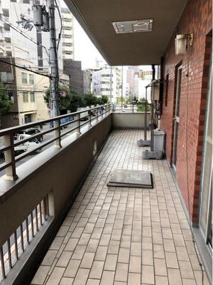 【バルコニー】インペリアル堂島