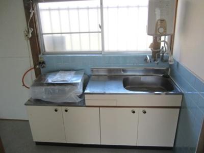 【キッチン】木口アパート