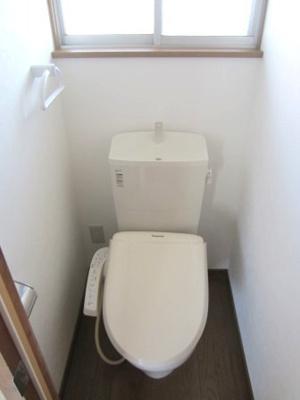 【トイレ】木口アパート