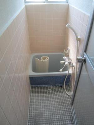 【浴室】木口アパート
