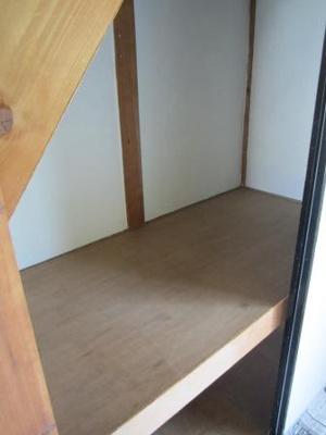 【収納】木口アパート