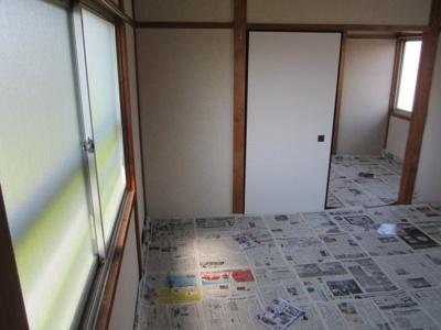 【内装】木口アパート