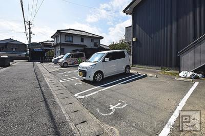【駐車場】コーポ柴山