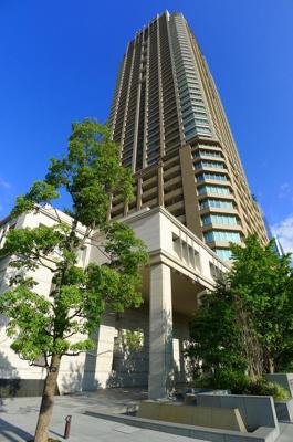 グランフロント大阪オーナーズタワー48階建ての41階部分!