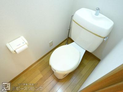 【トイレ】横見サウスハイツ