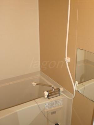 【浴室】エグゼ難波西Ⅳ