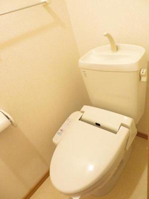 【トイレ】アルフィーノはるC・D
