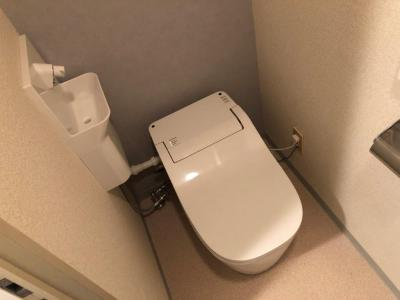 【トイレ】グランドレジデンス松定