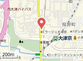 【地図】グランドレジデンス松定