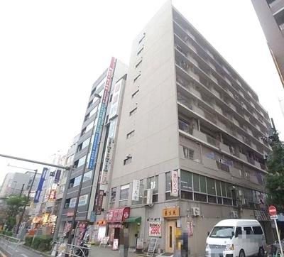 【外観】ハピーハイツ亀戸 6階 亀戸駅3分 亀戸1丁目