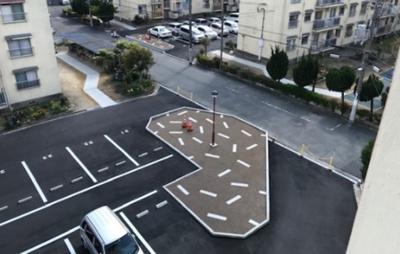 【駐車場】喜連団地
