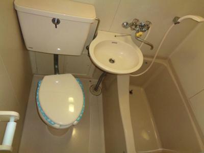 【浴室】ヴェルテ北巽