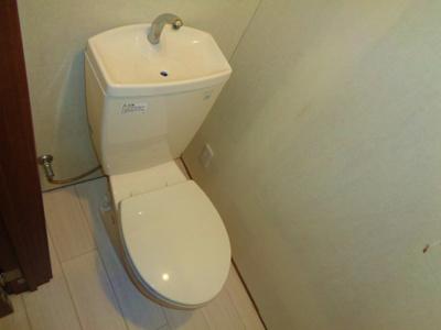 【トイレ】アサヒマンション