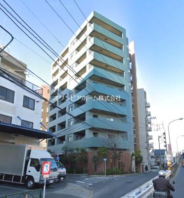 【外観】ゼファー西葛西 5階 角 部屋 リ フォーム済 2000年築
