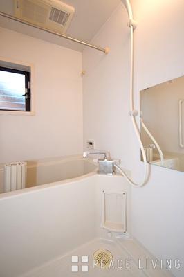 【浴室】サンシャインコート今岡A