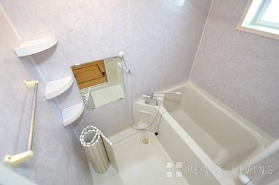 【浴室】エスベランサハイツⅡ