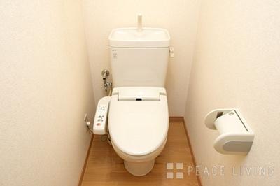 【トイレ】エスベランサハイツⅡ