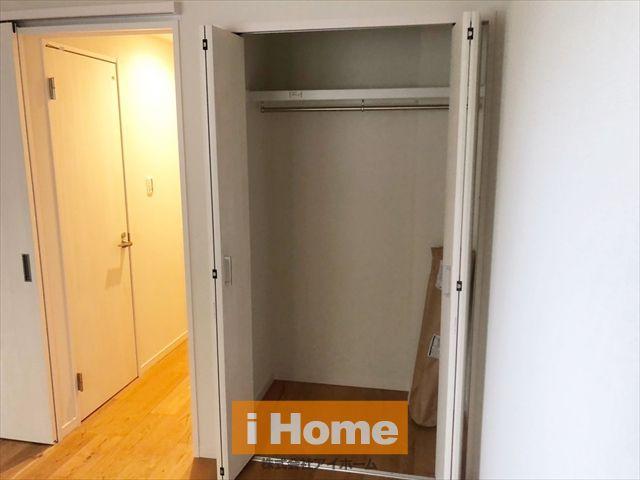 1階洋室5.2帖 クローゼット付