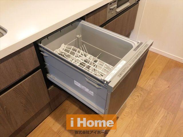 食器洗浄乾燥機完備