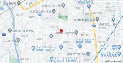 【地図】カセイハイツ (株)Roots