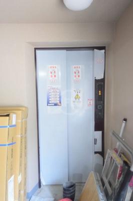 リッツグランテフユキ エレベーター