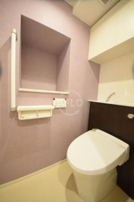 リッツグランテフユキ トイレ